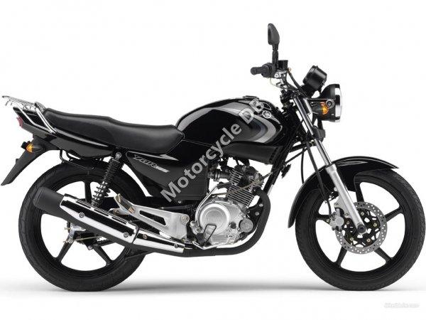 Yamaha YBR125 2012 21985