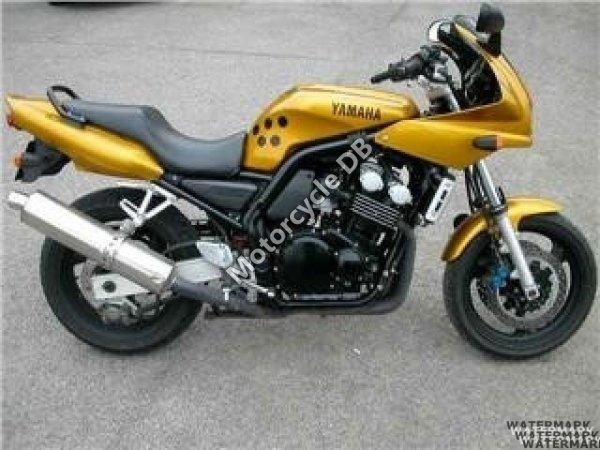 Yamaha FZS 600 Fazer 1999 6492