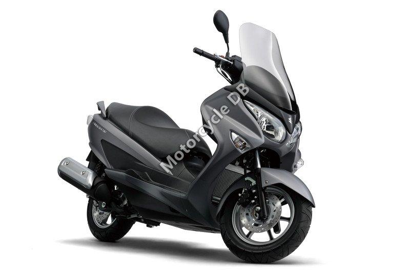 Suzuki Burgman 125 2016 28299