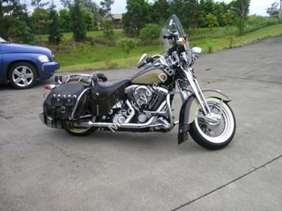 Harley-Davidson Heritage Springer 1999 8280