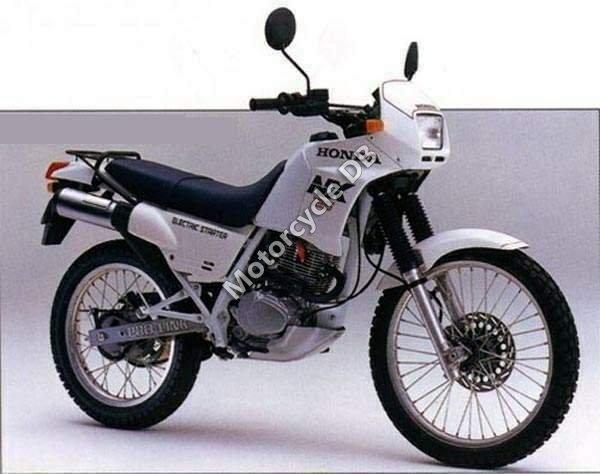 Honda NX 125 1988 3926