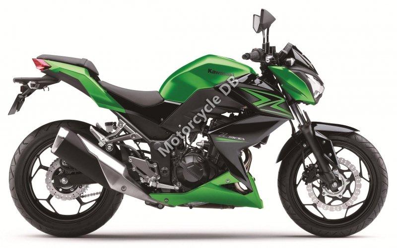 Kawasaki Z300 2017 28872