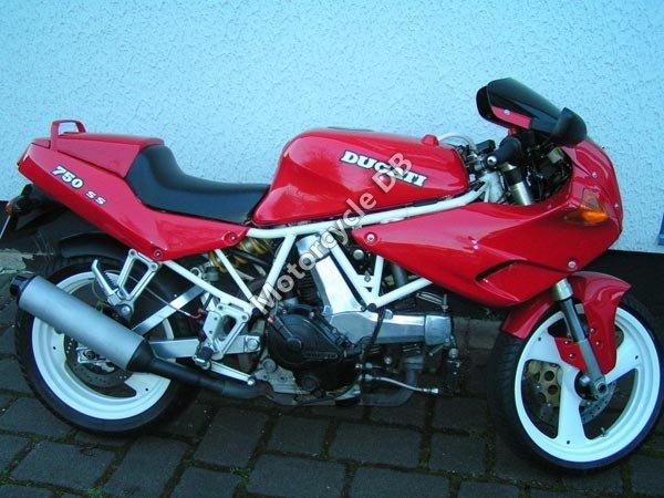 Ducati 750 SS 1991 13351