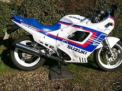 Suzuki GSX 600 F (1991)