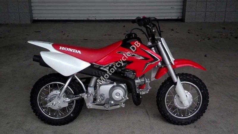 Honda CRF50F 2013 24708
