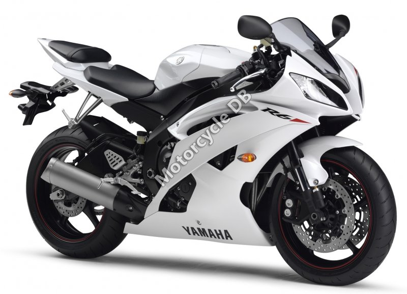 Yamaha YZF-R6 2010 25611