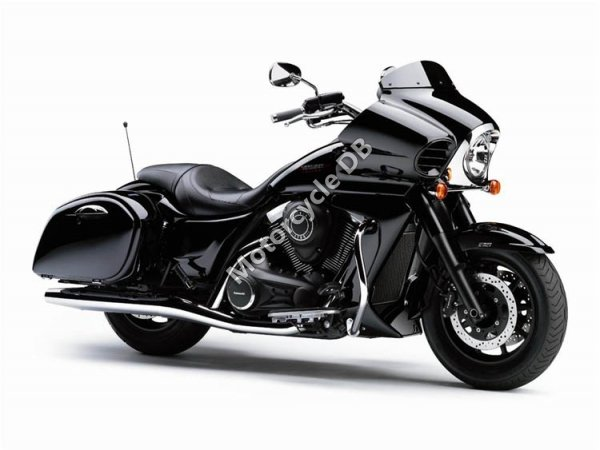 Kawasaki VN 1700 Voyager Custom 2011 12292