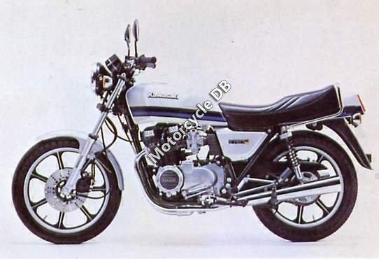 Kawasaki Z 750 GT 1984 11473