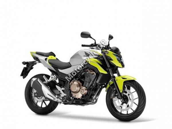 Honda CB500F ABS 2018 24455