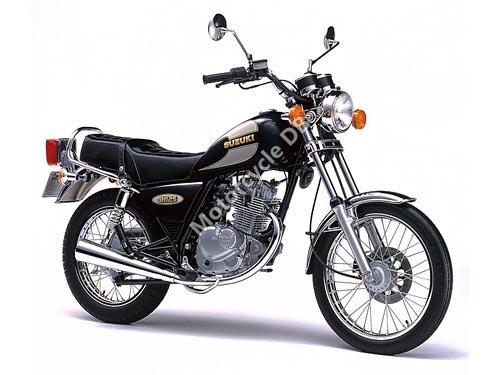 Suzuki GN 125 1999 10375