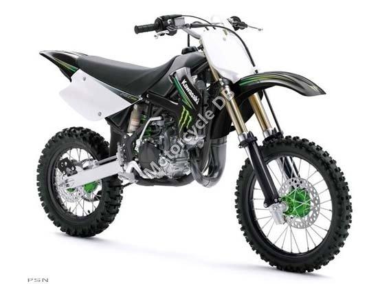 Kawasaki KX 85 Monster Energy 2010 16496