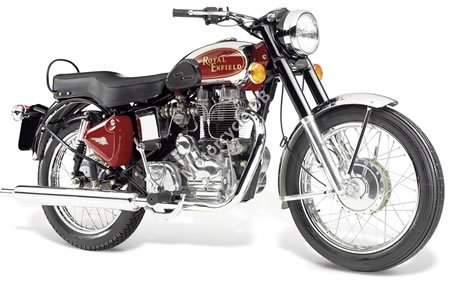 Enfield Bullet 500 Deluxe 2007 11503 Thumb