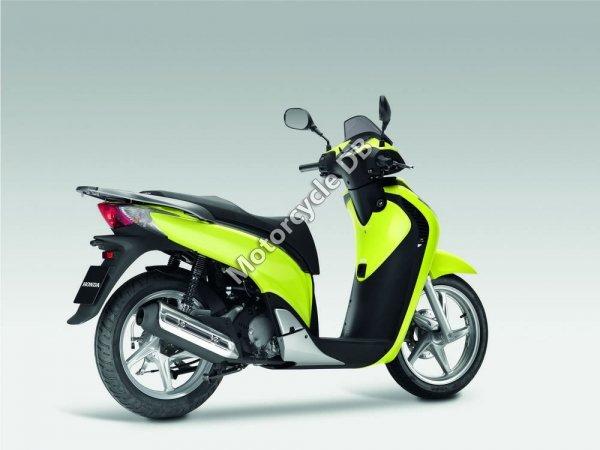 Honda SH125i 2009 15565