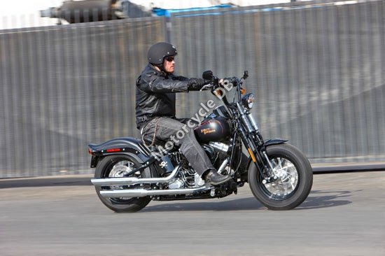 Harley-Davidson FLSTSB Softail Cross Bones 2009 3121