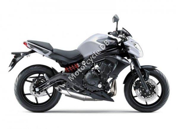 Kawasaki ER-4n ABS 2014 23589