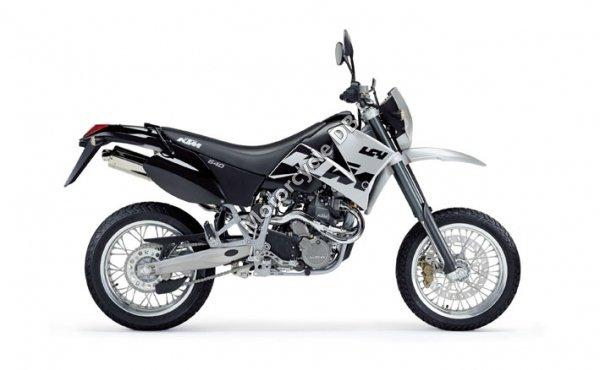 KTM 640 LC4 Enduro 2004 1377