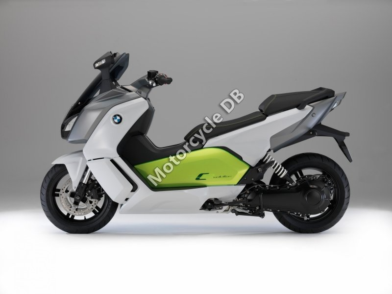 BMW C Evolution 2014 32560