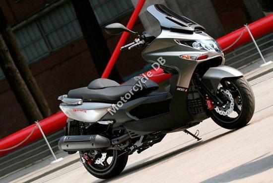 Kymco Xciting 500 Ri 2010 5464