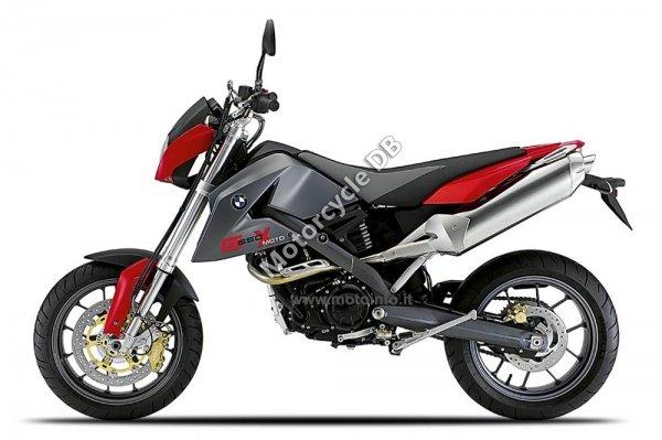 BMW G 650 Xmoto 2009 12665