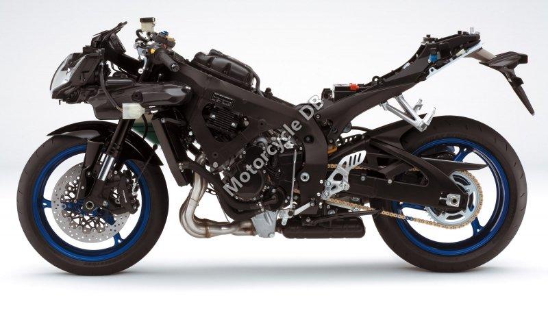 Suzuki GSX-R750 2009 27710