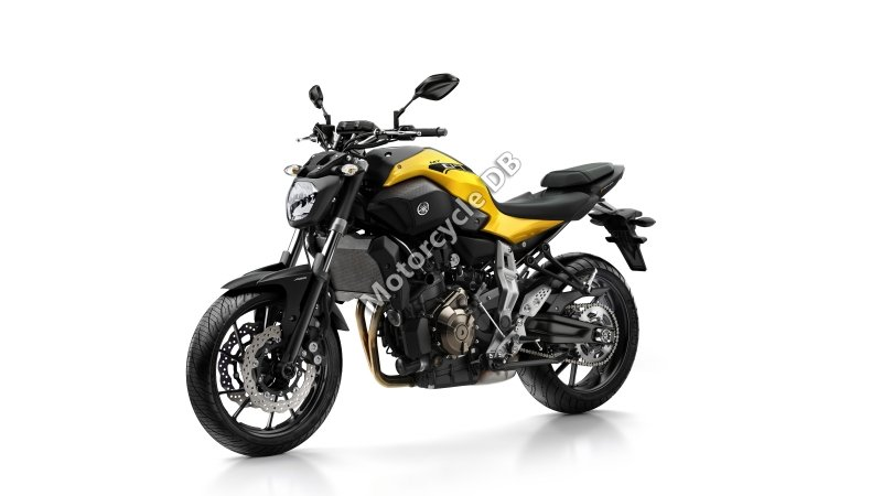 Yamaha MT-07 2015 26010