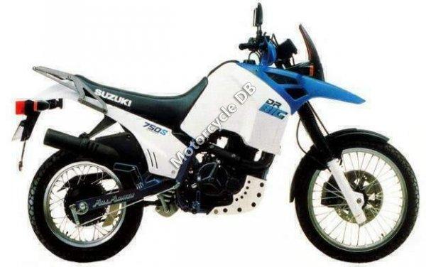 Suzuki DR Big 750 S 1988 7016
