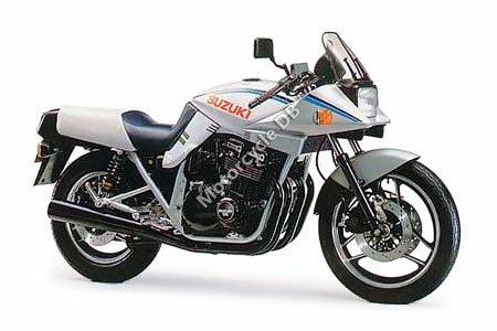 Suzuki GS 650 G Katana 1983 17921