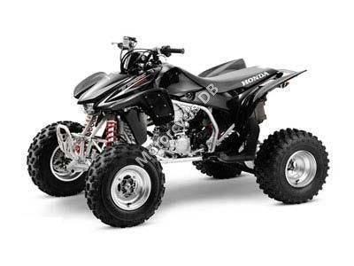 Honda TRX450R Elec Start 2009 16218