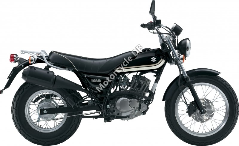 Suzuki VanVan 125 2007 28345