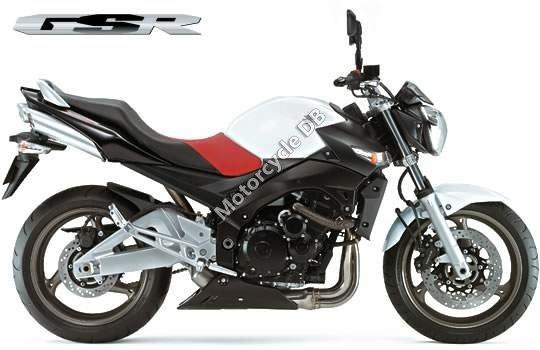Suzuki GSR 400 2008 3957