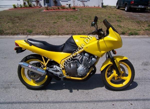 Yamaha XJ 600 S Diversion 1995 10199