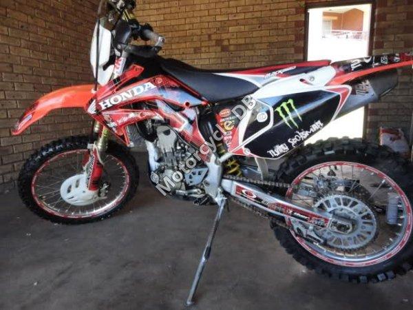 Honda CRF 250 X 2007 14081