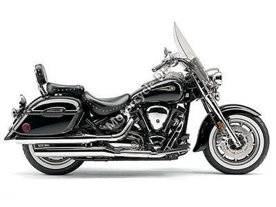 Yamaha Road Star Midnight Silverado 1700 2005 6633