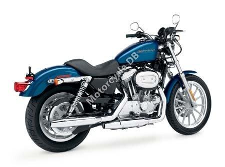 Harley-Davidson XL 883 Sportster 883 2006 5059