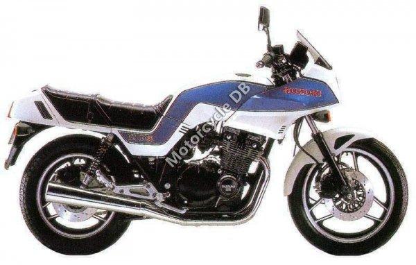 Suzuki GSX 1100 ES 1982 14416