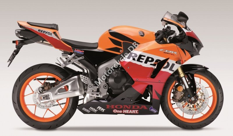 Honda CBR600RR 2014 29899
