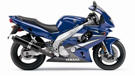 Yamaha YZF 600 R 2007 2226
