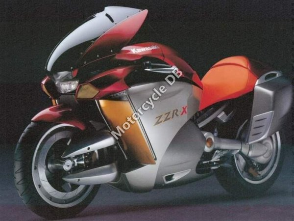 Kawasaki ZZR-X 2004 3955