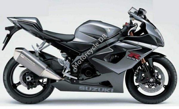 Suzuki GSX-R 1000 2006 3974