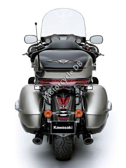 Kawasaki Vulcan 1700 Voyager 2009 3564