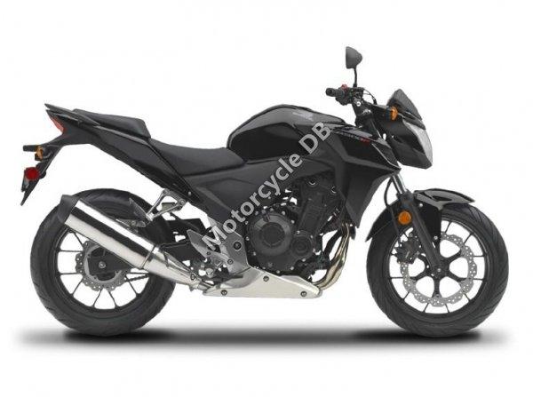 Honda CB500F ABS 2014 23663