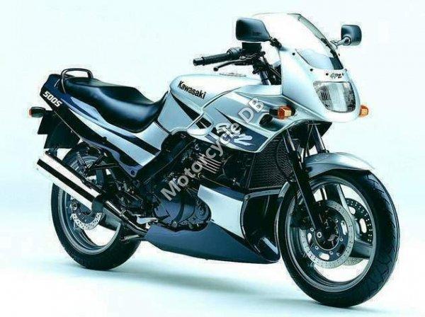 Kawasaki GPZ 500 S 2003 1332