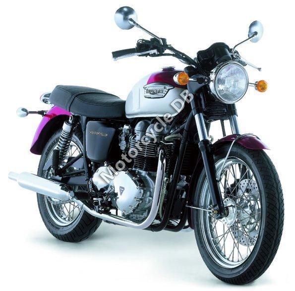 Triumph Bonneville 2001 6001