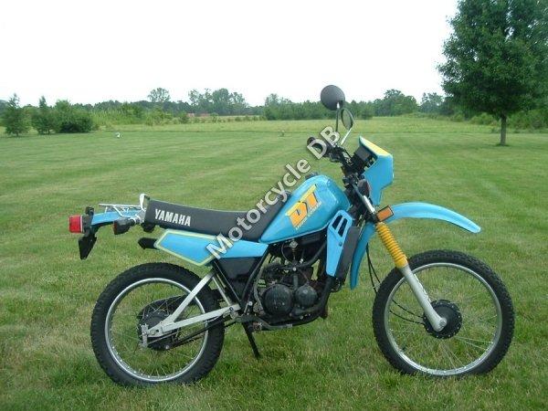 Yamaha DT 50 MX 1981 7460