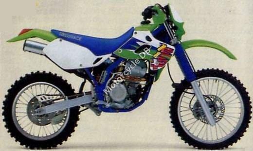 Kawasaki KLX300R 1999 1363