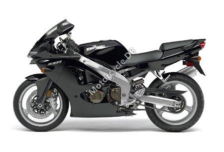 Kawasaki ZZR 600 2007 2003