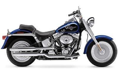 Harley-Davidson FLSTFI Fat Boy 2004 6520