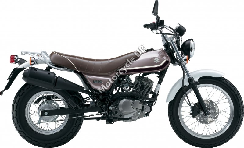Suzuki Van Van RV125 2010 28133