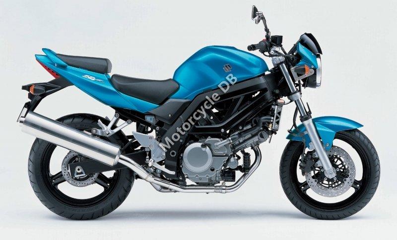 Suzuki SV 650 2005 27945