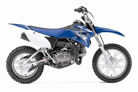 Yamaha TT-R110E 2009 3882